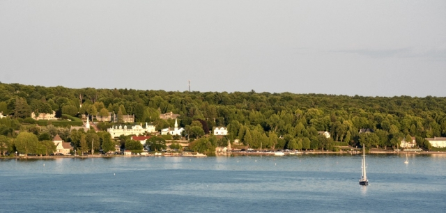 View of Ephraim Wisconsin